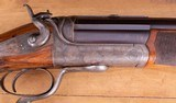 J & W Tolley 4 Bore – 1895, 95% CASE COLOR, vintage firearms inc - 4 of 25