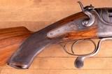 J & W Tolley 4 Bore – 1895, 95% CASE COLOR, vintage firearms inc - 9 of 25