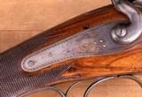 J & W Tolley 4 Bore – 1895, 95% CASE COLOR, vintage firearms inc - 10 of 25