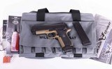 Wilson Combat 9mm - EDC X9, VFI SIGNATURE, FDE, MAGWELL, IN STOCK, NEW vintage firearms inc
