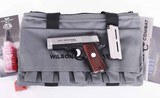 Wilson Combat 9mm - ULTRALIGHT CARRY SENTINEL, STAINLESS, TRITIUM, NEW! vintage firearms inc