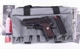 Wilson Combat 9mm - EDC X9, BLK CHERRY, ADJUSTABLE TACTICAL REAR, NEW! vintage firearms inc