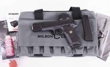 """Wilson Combat 9mm - EXPERIOR 5"""" DOUBLE STACK + AIMPOINT ACRO, NEW, IN STOCK! vintage firearms inc - 1 of 18"""
