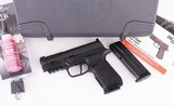 Wilson Combat 9mm - SIG SAUER P320 CARRY, ACTION TUNE, STRAIGHT TRIGGER, NEW! vintage firearms inc - 1 of 17