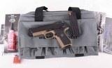 Wilson Combat 9mm - EDC X9, VFI SIGNATURE, FLAT DARK EARTH, IN STOCK, NEW! vintage firearms inc