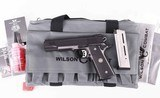 Wilson Combat 9mm – CQB ELITE, TWO-TONE STAINLESS FRAME, NEW, IN STOCK! vintage firearms inc