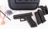 Wilson Combat 9mm - GLOCK 45, GRAY SLIDE, VICKERS ELITE PACKAGE, NEW! vintage firearms inc