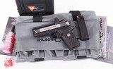 Wilson Combat 9mm – EDC X9, STAINLESS, TRIJICON RMR, LIGHTRAIL, NEW! vintage firearms inc