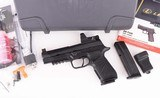 Wilson Combat 9mm - SIG P320 FULL-SIZE, DELTAPOINT PRO, NEW RELEASE! vintage firearms inc