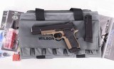 Wilson Combat 9mm - EDC X9L, VFI SIGNATURE, FDE, LIGHTRAIL, MAGWELL, NEW, IN STOCK! vintage firearms inc - 1 of 18