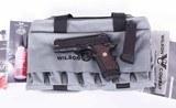 Wilson Combat 9mm – EDC X9, VFI SIGNATURE, CHERRY GRIPS, MAGWELL, NEW! vintage firearms inc