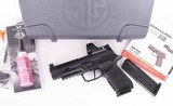 Wilson Combat 9mm - SIG P320 FULL-SIZE, TRIJICON SRO, NEW RELEASE! vintage firearms inc