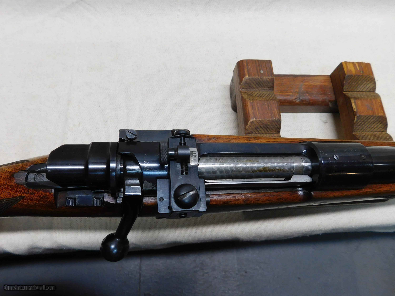 H  Dumoulin Mannlicher Rifle, 7MM Rem Magnum