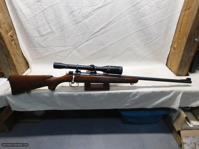marlin model 322 varmint rifle 222 rem sako riihimaki action
