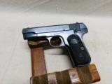Colt 1903 type III pocket pistol,32ACP - 5 of 12