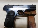 Colt 1903 type III pocket pistol,32ACP - 3 of 12