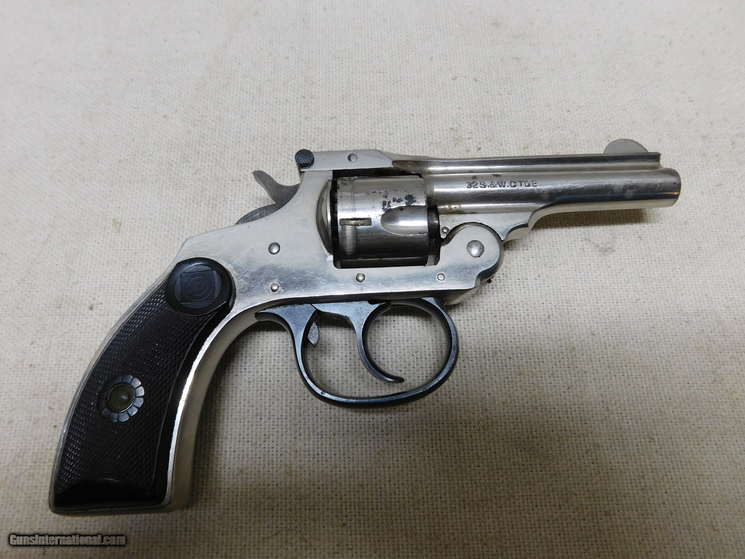 harrington and richardson serial numbers search