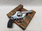 H&R Premier Top Break Hammer Revolver,32 S&W - 5 of 9
