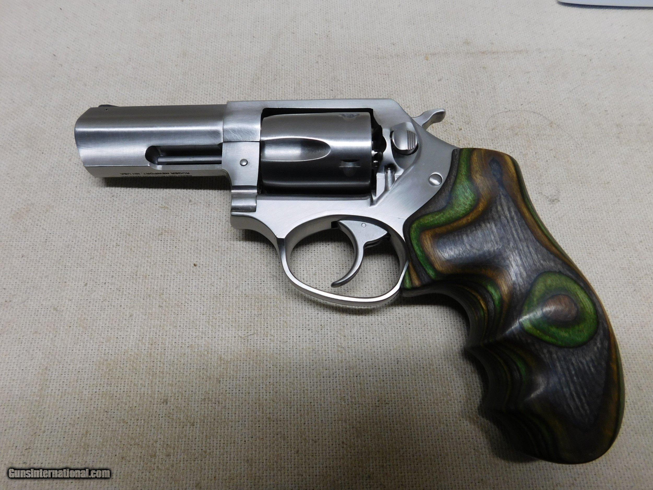 Ruger SP101 Revolver,357 Magnum