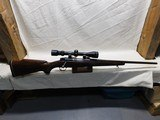 Winchester model 70 Rifle, 270 Win.