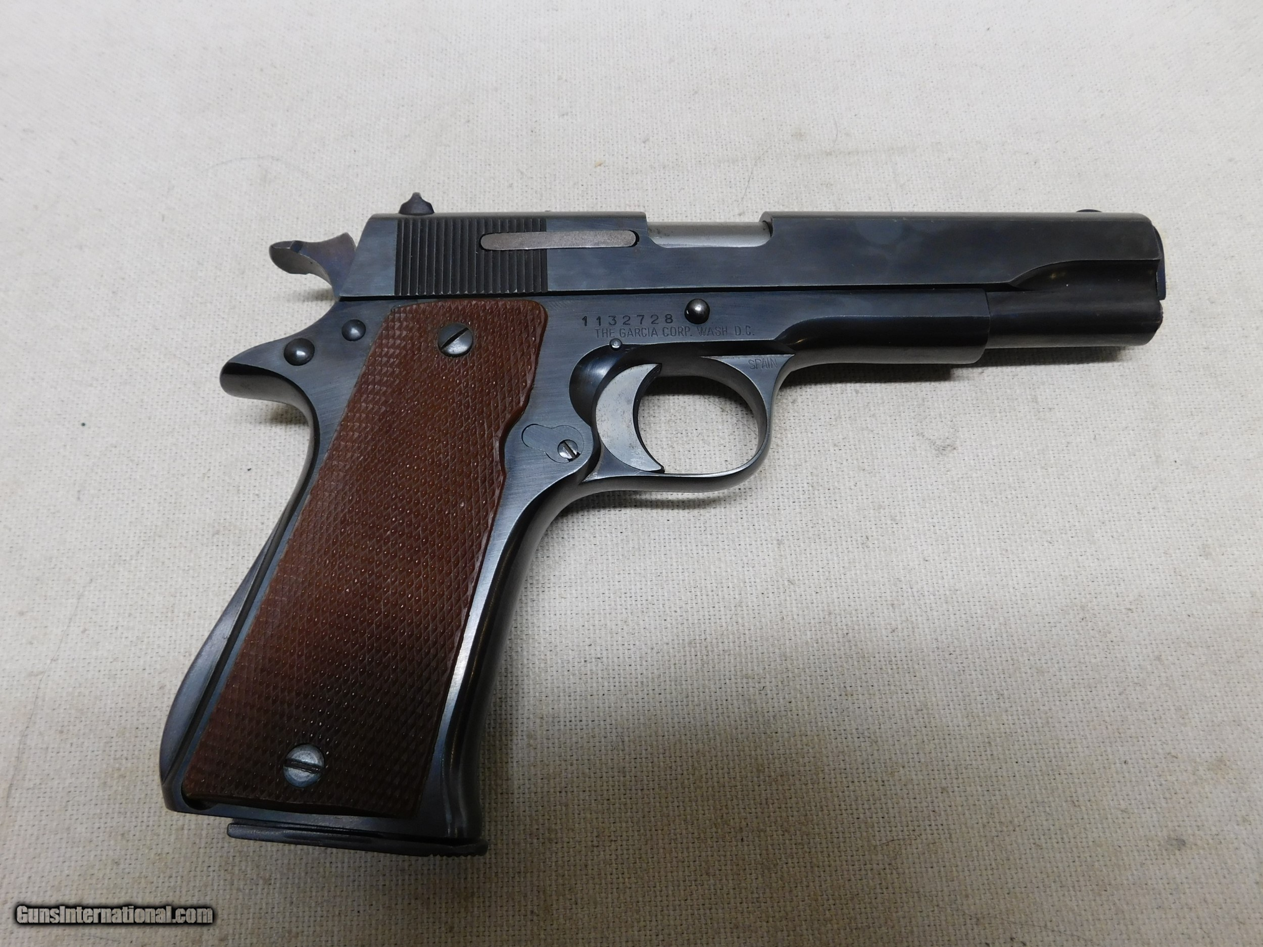 Star Model B Pistol,9MM for sale