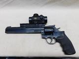Dan Wesson Model 15-2,357 magnum