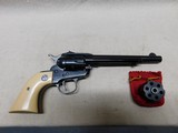 Ruger OM Single Six Combo Revolver,22LR\22 Mag