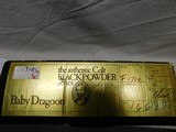 Colt Baby Dragoon,31 caliber