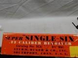 Ruger OM Super Single Six ,22LR - 9 of 18
