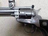 Ruger N M Single -Six Hunter,22LR-22 Magnum - 12 of 13