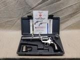Ruger N M Single -Six Hunter,22LR-22 Magnum