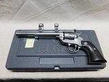Ruger N M Single -Six Hunter,22LR-22 Magnum - 4 of 13