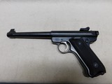 Ruger MKII 22 Auto Target Pistol,22LR