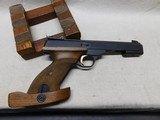 Browning International Medalist Pistol,22LR