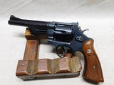 Smith & Wesson model 28-2 Highway Patrol,357 Magnum - 5 of 9