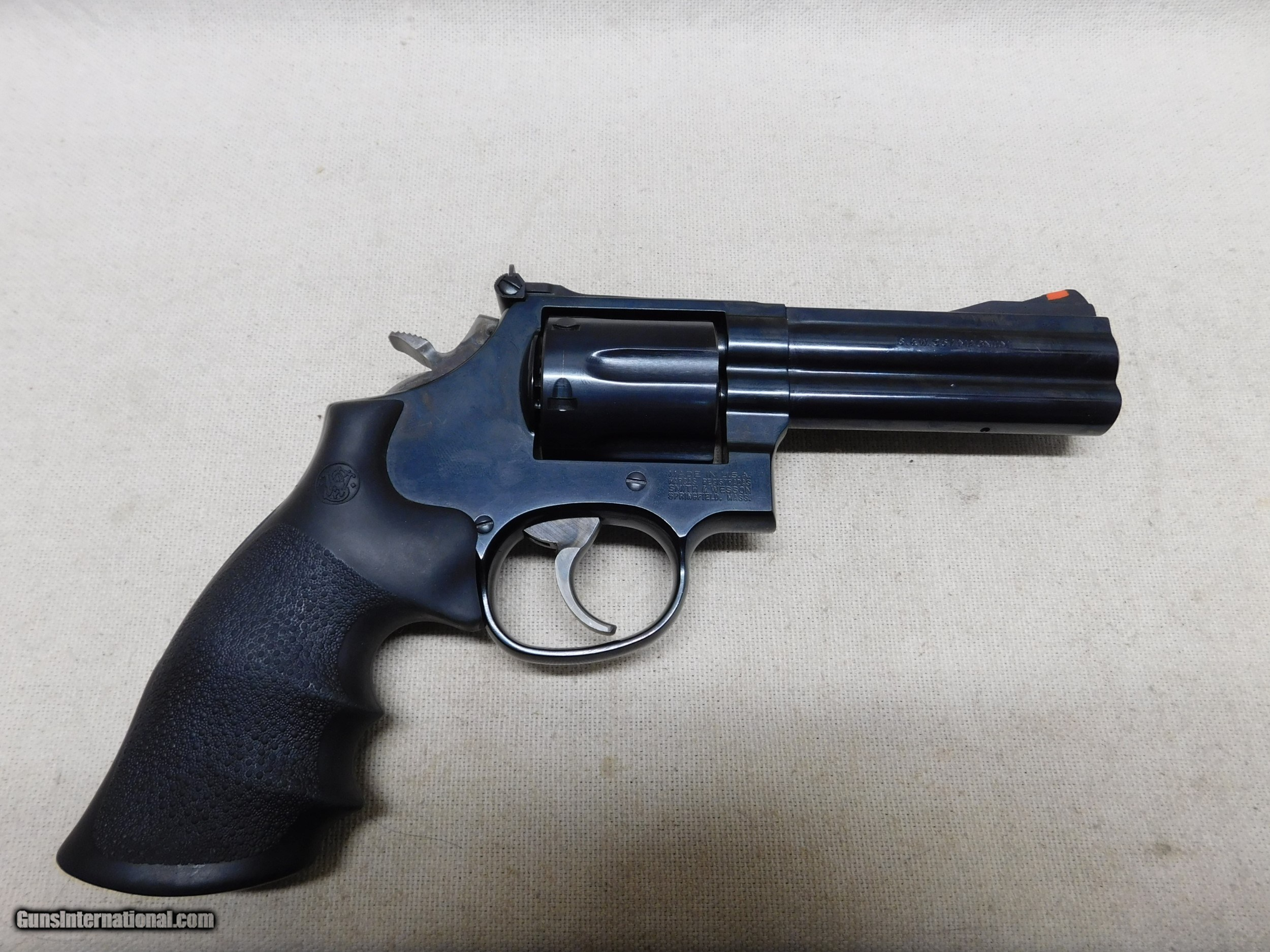 Smith Wesson Model 586 4357 Magnum