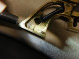 Ruger 3 Screw Blackhawk with Brass Grip Frame,41 Magnum