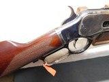 Cimarron\Uberti Saddle Rifle,45 Colt! - 3 of 24