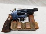 Smith & Wesson Model 18 No Dash,22LR - 4 of 17