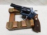 Smith & Wesson Model 18 No Dash,22LR - 3 of 17