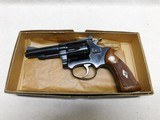 Smith & Wesson Model of 1953 22\32 Kit Gun Airweight,22LR - 3 of 15