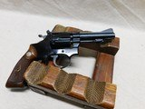 Smith & Wesson Model of 1953 22\32 Kit Gun Airweight,22LR - 5 of 15