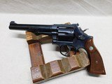 Smith & Wesson Model 48-4,22 Magnum - 8 of 17