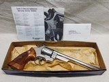 Smith & Wesson Model 29-2,Nickel 44 Magnum - 12 of 13