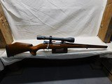 Custom Mexican 1938 Small Ring Mauser,243 Win.