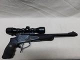 Thompson Center Contender Pistol,Super 14,35 Rem - 1 of 17