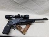 Thompson Center Contender Pistol,Super 14,35 Rem - 4 of 17