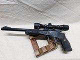 Thompson Center Contender Pistol,Super 14,35 Rem - 3 of 17