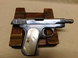 Colt 1908 Pocket Nickel 380 Auto Pistol - 7 of 13