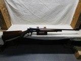 Winchester model 71 Deluxe, Bolt Peep, 348 Win.,